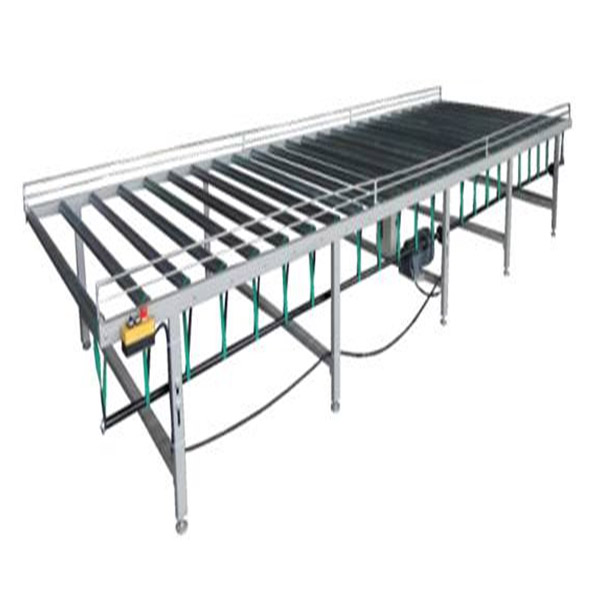 Motorized rolling conveyor